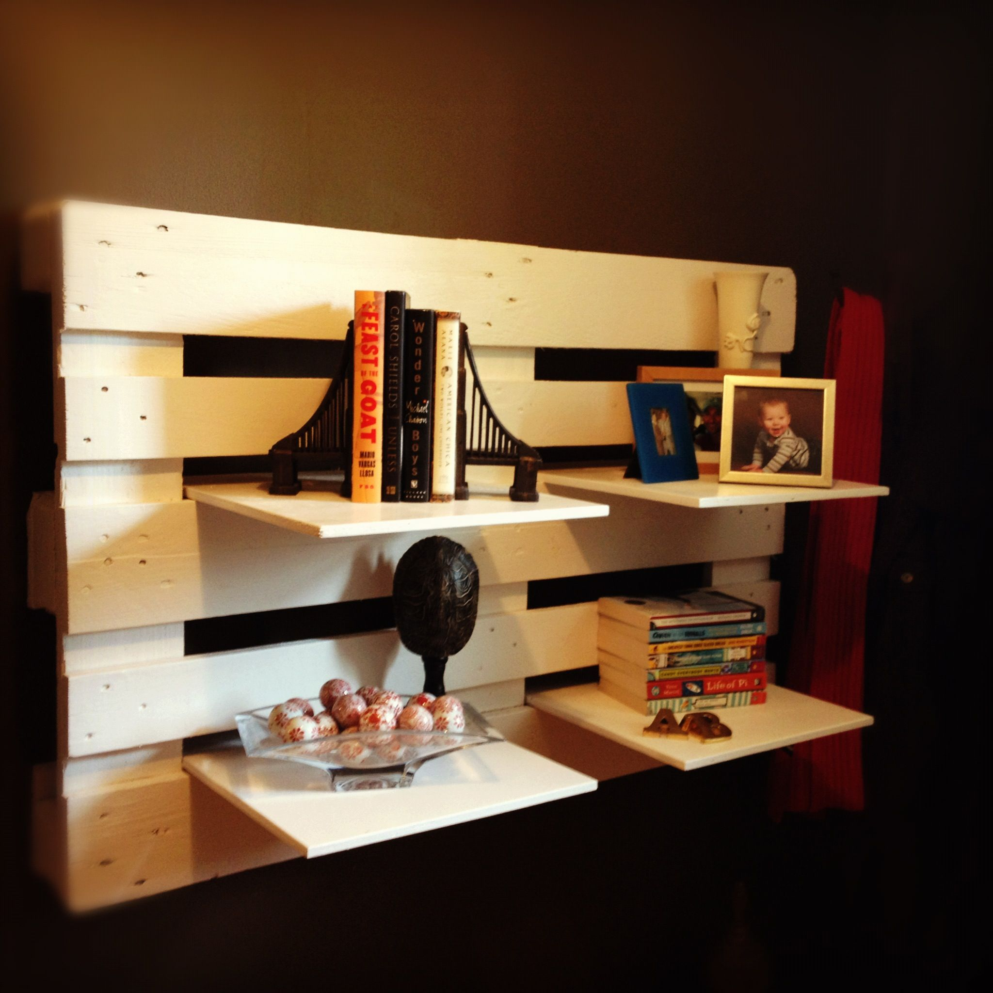 Creative Diy Bookshelves Design Ideas With Floating Shelves Shelf Display Shelving Storage Wooden Dividers Wall Room Ladder Adjule Building Rack