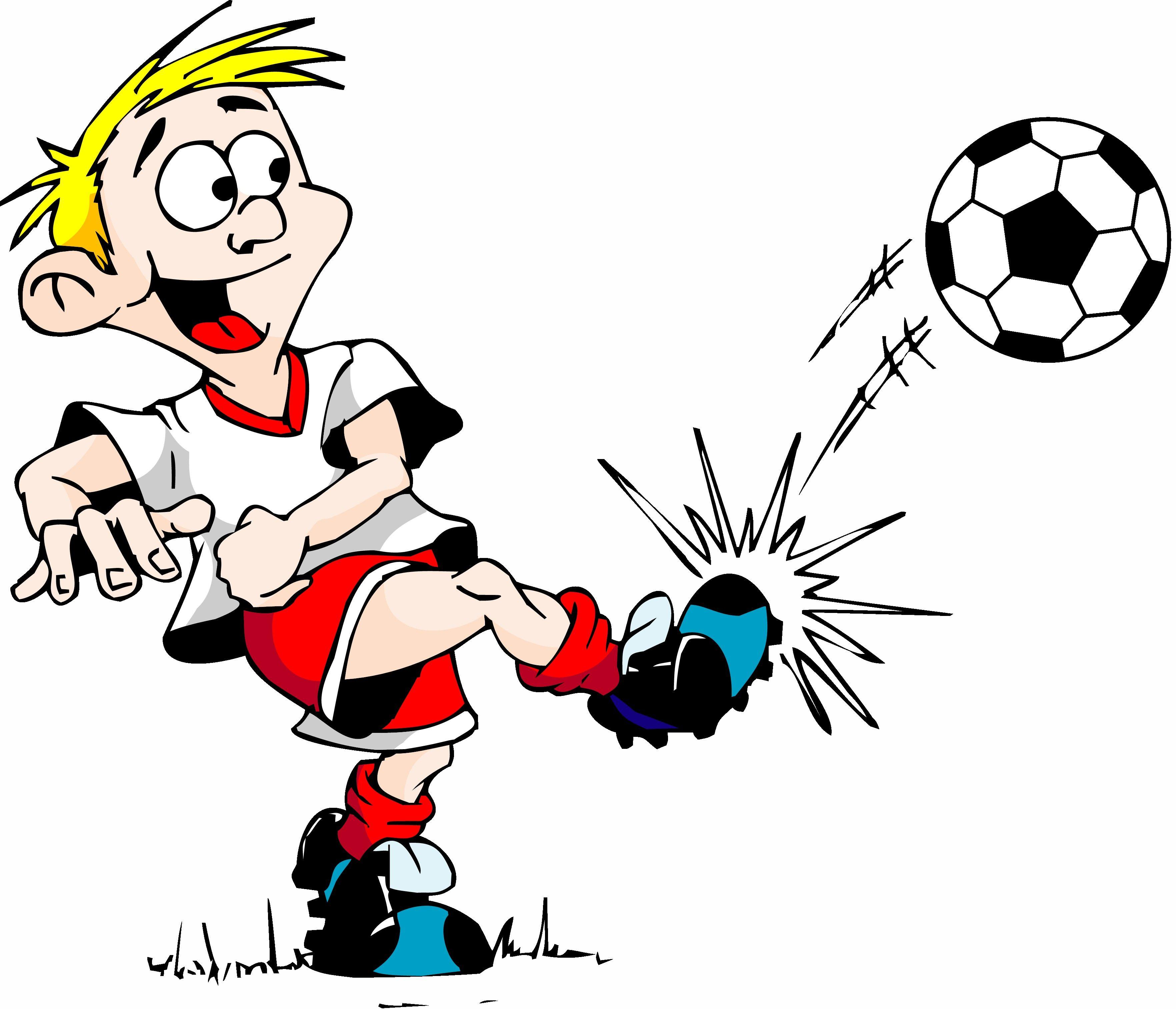 Cartoon Soccer Players Soccer Bbc Sport Football