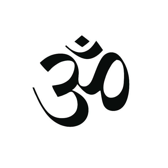Om Sanskrit Is A Sacred Sound And A Spiritual Icon In Dharm