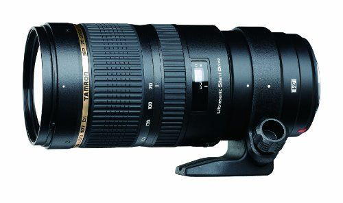 Tamron SP 70-200MM F/2.8 DI USD TELEPHOTO ZOOM LENS 70-200mm Telephoto Lens for Sony Alpha Cameras