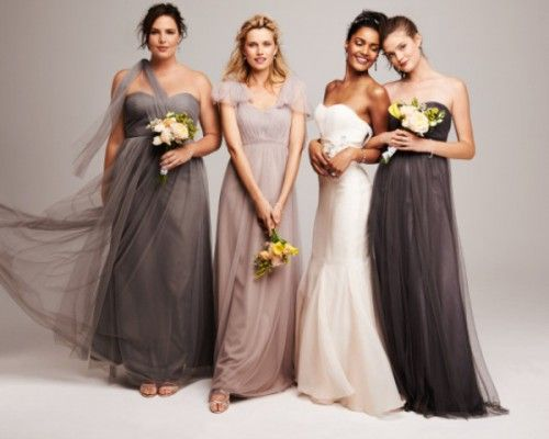 Mismatched Bridesmaids Dresses Are A Huge Trend And Today S Collection Is Right About It Nordstrom Has Wide Variety Of Bridesmaid Dress Options With C