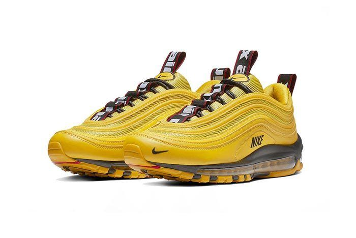 Nike Air Max 97 to Release in 'Bright Citron' | Nike air max