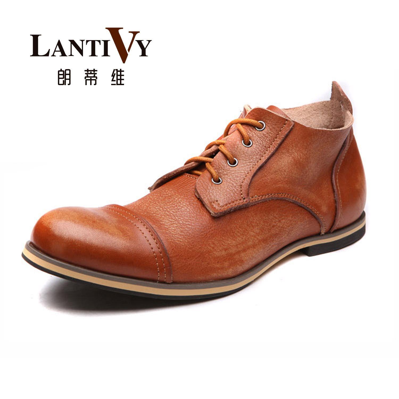 Men's casual shoes/British low shoes/Foot Shoes
