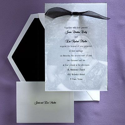 Merveilleux Homemade Wedding Invites | Saving Money With Making Your Own Wedding  Invitations