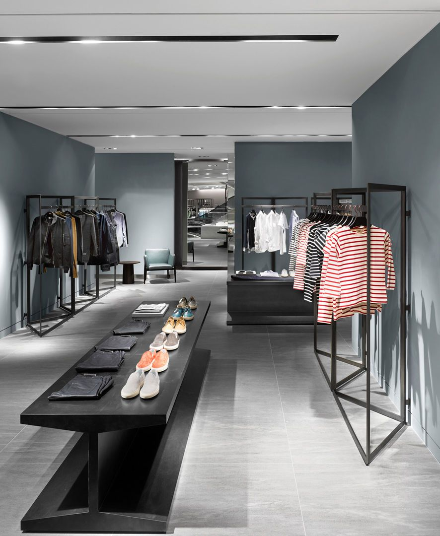 Find New Concept For Retail Store In Www Superudisplay Com Clothing Store Interior Store Interiors Fashion Store Design