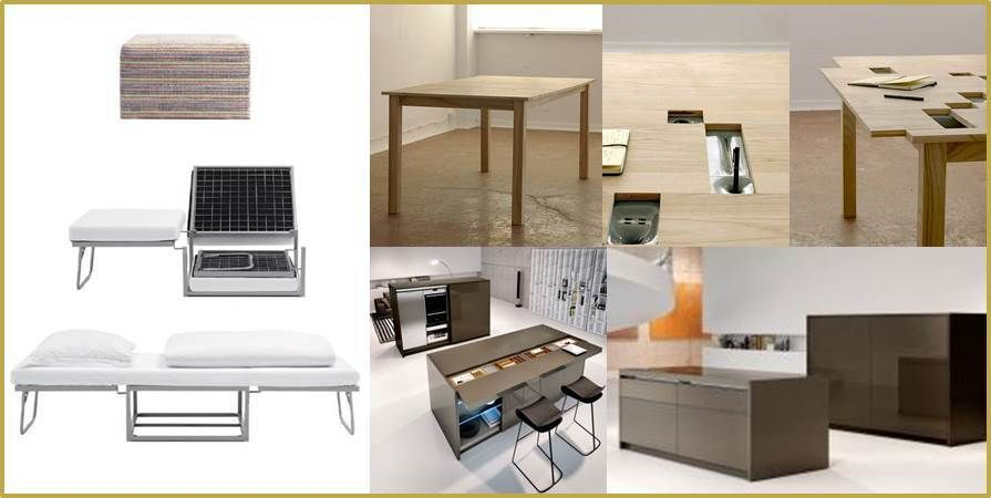 Dual Purpose Furniture Furniture For Small Spaces Redesign