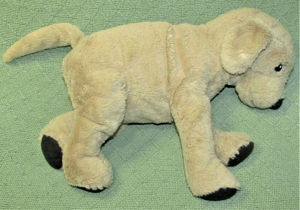 Park Art|My WordPress Blog_Yellow Lab Stuffed Animal Large