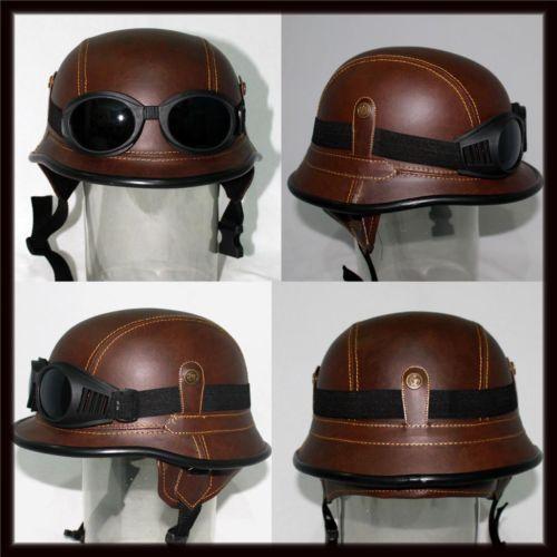 Motorcycle Retro Vintage German 2nd War Army Helmet New Army Helmet Helmet Biker Helmets