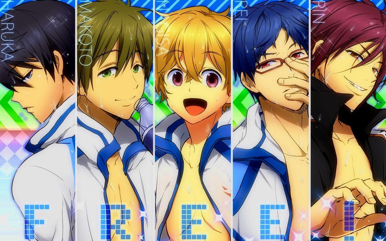 Free Anime Wallpaper Cartoon Anime Wallpaper Free Anime Free Iwatobi Swim Club Dan Cool Anime Wallpapers Free iwatobi anime wallpaper