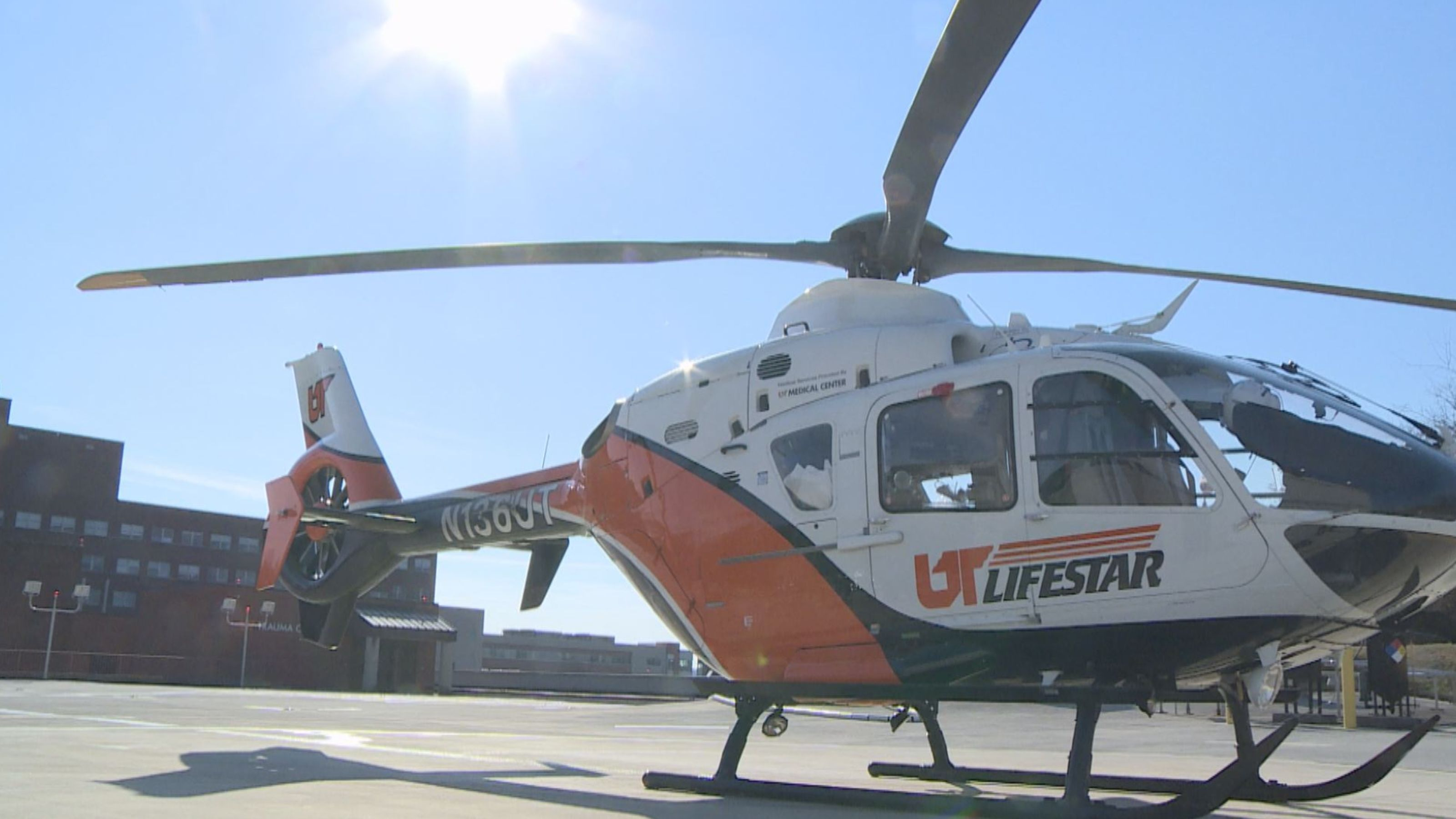 A look back at UT Lifestar's 30 years of flight 30 years