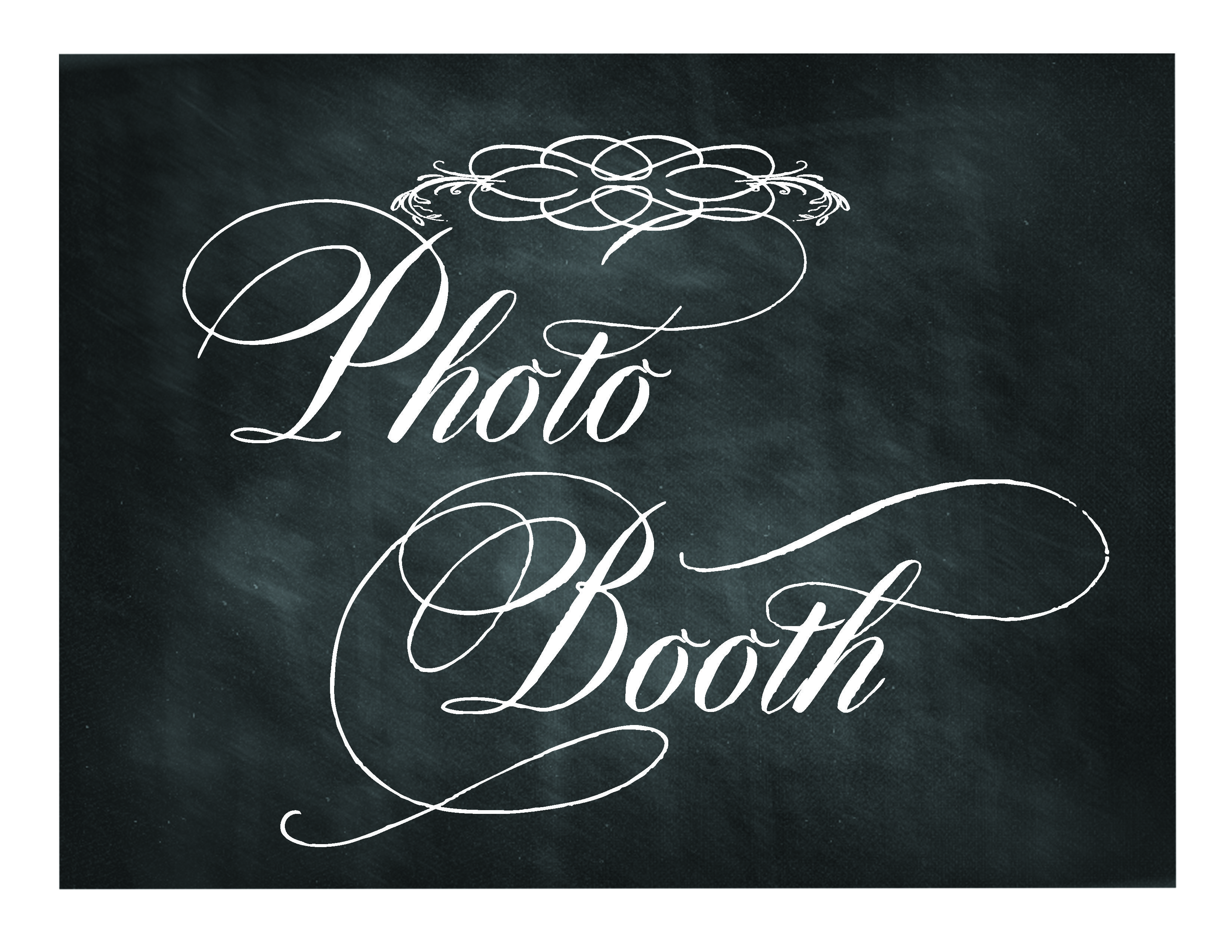 free Photo booth single Free wedding printables, Wedding