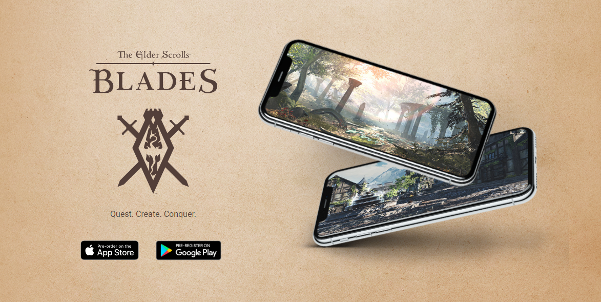 The Elder Scrolls Blades Early Access Is Here Iphone Event Elder Scrolls Blade Play