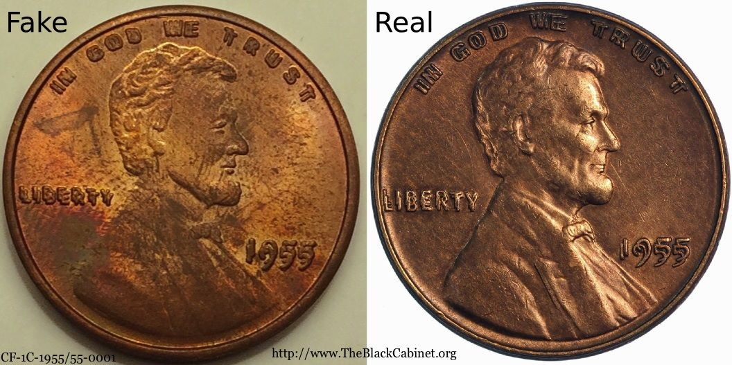 Pictures Of Fake 1955 Double Die Penny Yahoo Image Search Results Penny Image Search Image