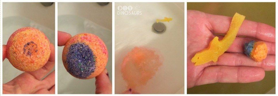 diy bath bombs kid safe