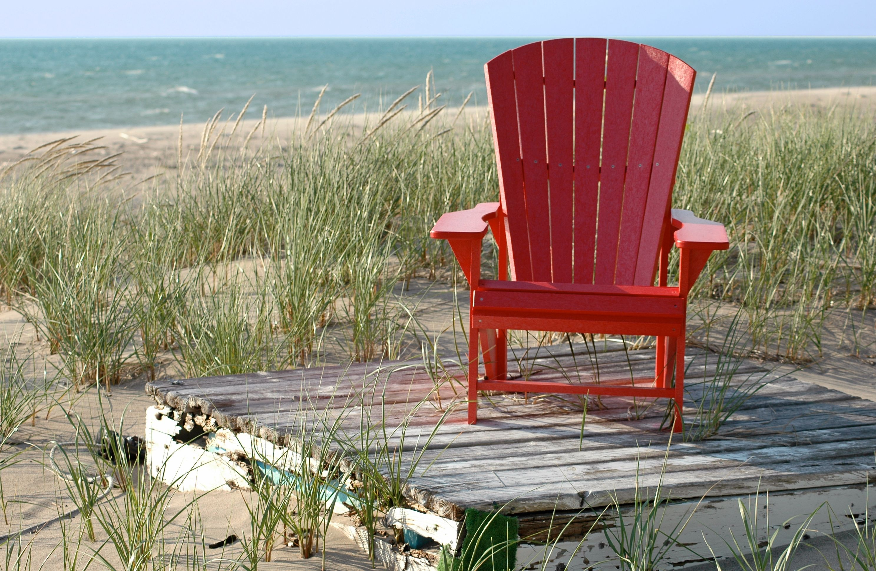 Adirondack Chairs Are The Perfect Patio Furniture Pieces To Add