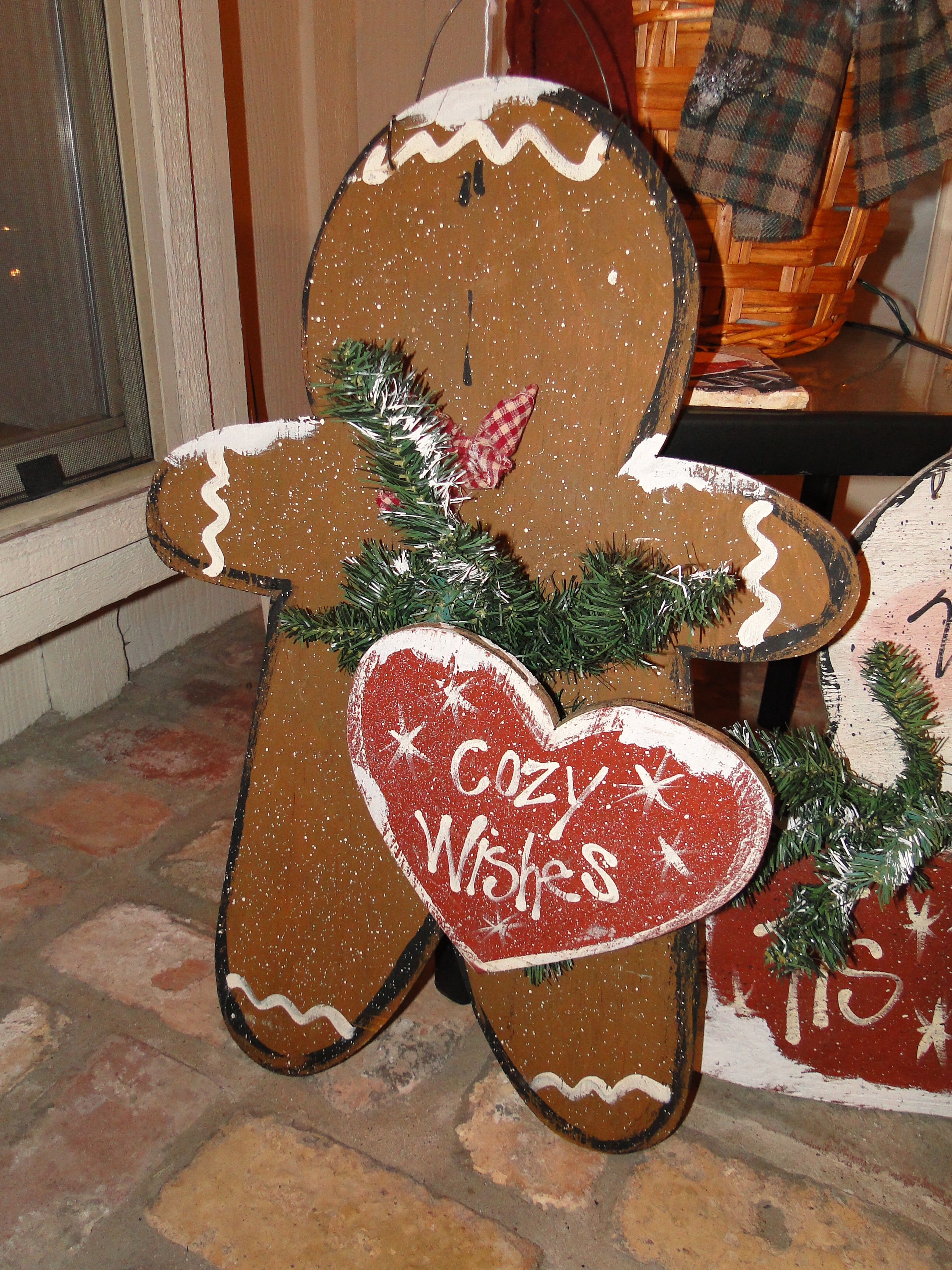 Cute Gingerbread Gingerbread Decorations Xmas Crafts Gingerbread Crafts