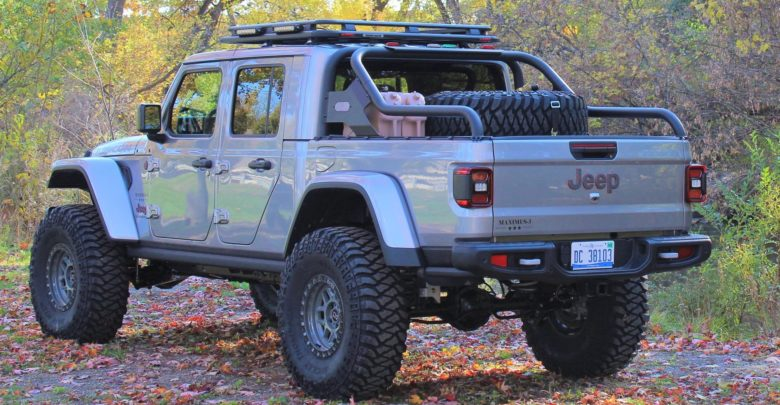 Maximus 3 Brings Trifecta Of Rack Solutions For The Jeep Gladiator