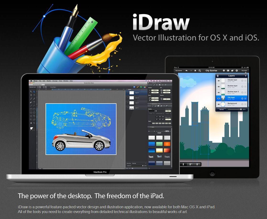 iDraw app Web design, Best ipad, App