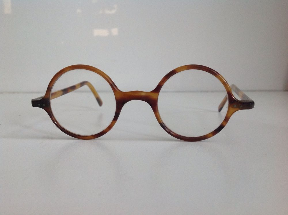 Vintage Faux Tortoiseshell Round Rimmed Harry Potter Spectacles