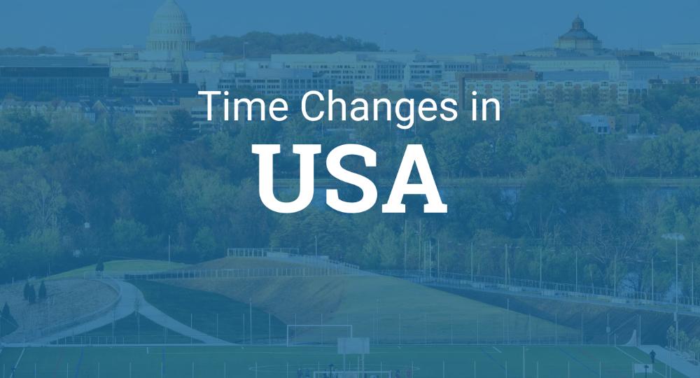 Uhrzeit In Usa