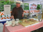 Chop Butchery & Charcuterie - at PSU Farmers Market on Saturdays and 735 NW 21st Ave.  KNOW YOUR BUTCHER! Amazing handmade salami, pate, rillettes, sausages, and meats in general!