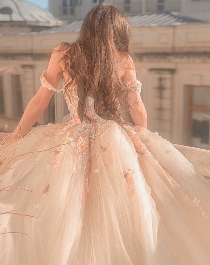 aesthetic princess dress
