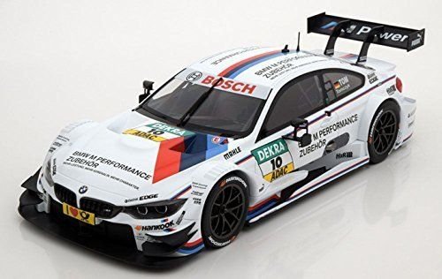 1/18 BMW M4 F82 DTM 2014 Tomczyk # 10 Dealer Edition. Parallel import goods. 1/18 BMW M4 F82 DTM 2014 Tomczyk # 10 Dealer Edition.