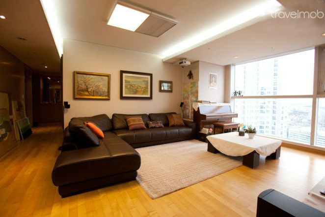 Luxury Landmark Apartment In Seoul South Korea