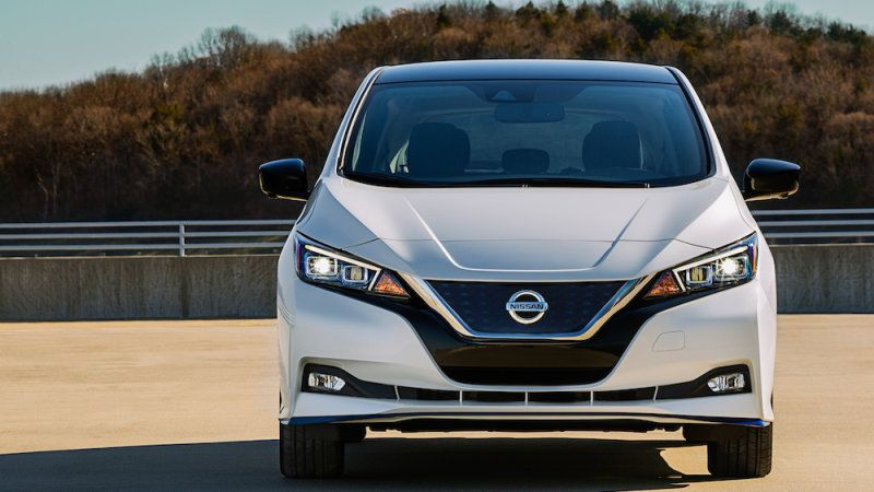 Pin By Professionally Enthusiastic On Car In 2020 Nissan Leaf Nissan Electric Car