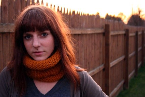 The Original Franklin Jay Turtle Scarf- Butterscotch