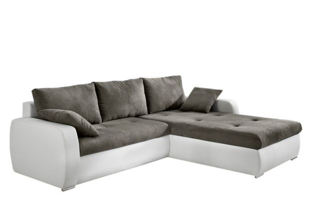 Sedacka Rocca Biela Seda Sectional Couch Furniture Couch