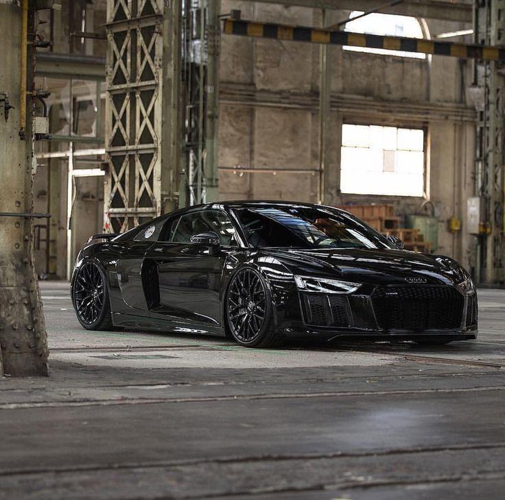 Bad-ass Audi R8 - Audi Photos #audir8 Bad-ass Audi R8 - - #Audi #audir8
