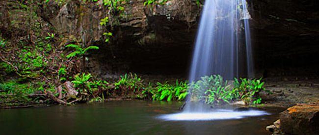 Lorne Waterfalls Canyon And Castle Rock 23 4km Hiking Hiking