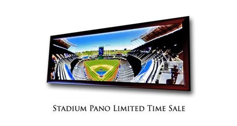135 X 40 Panorama Led Light Box Display Frame Panorama Led Light