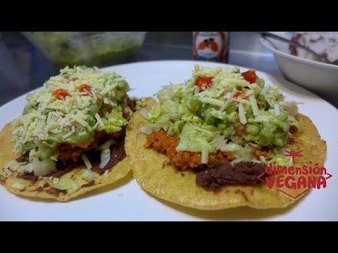 Enchiladas | La Dimensión Vegana