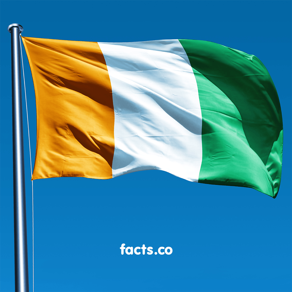 ivory coast flag colors meaning history of cote d u0027ivoire flag