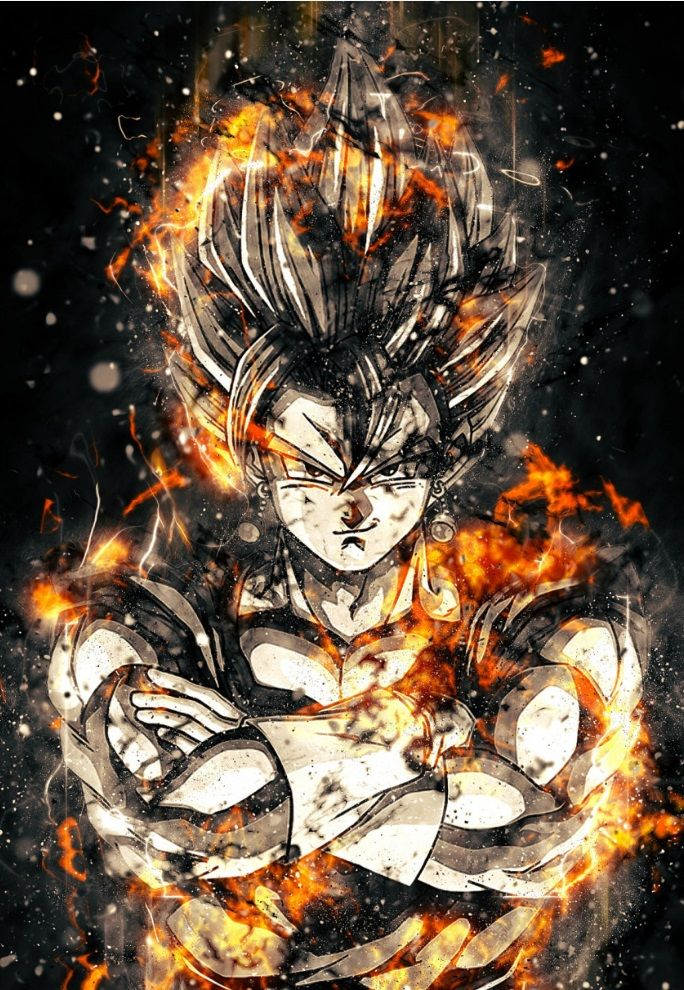 One of the Strongest Characters in Dragonball Z in 2020