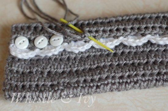 Crochet Arm Warmers Pattern Super Cute Ideas