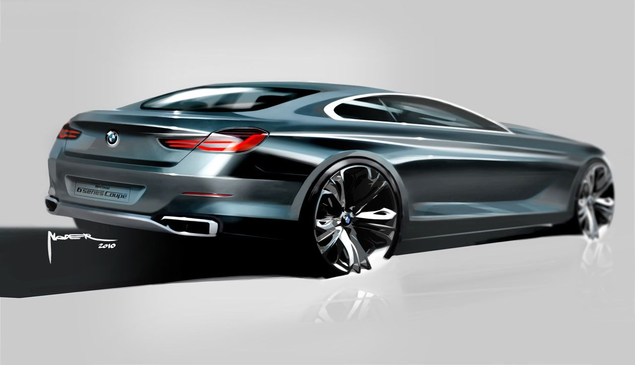 Repin this BMW 6 Series Coupe Concept then go to Mobile Marketing ...