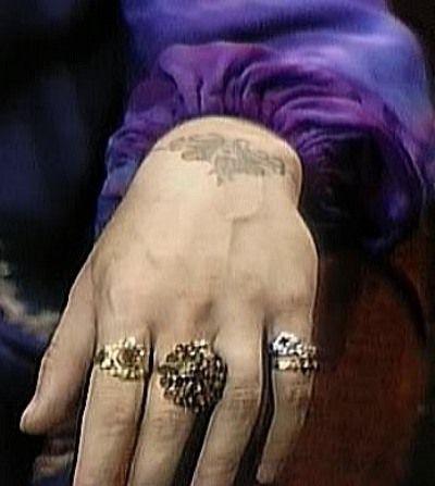 janis joplin 39 s wrist tattoo a florentine bracelet design