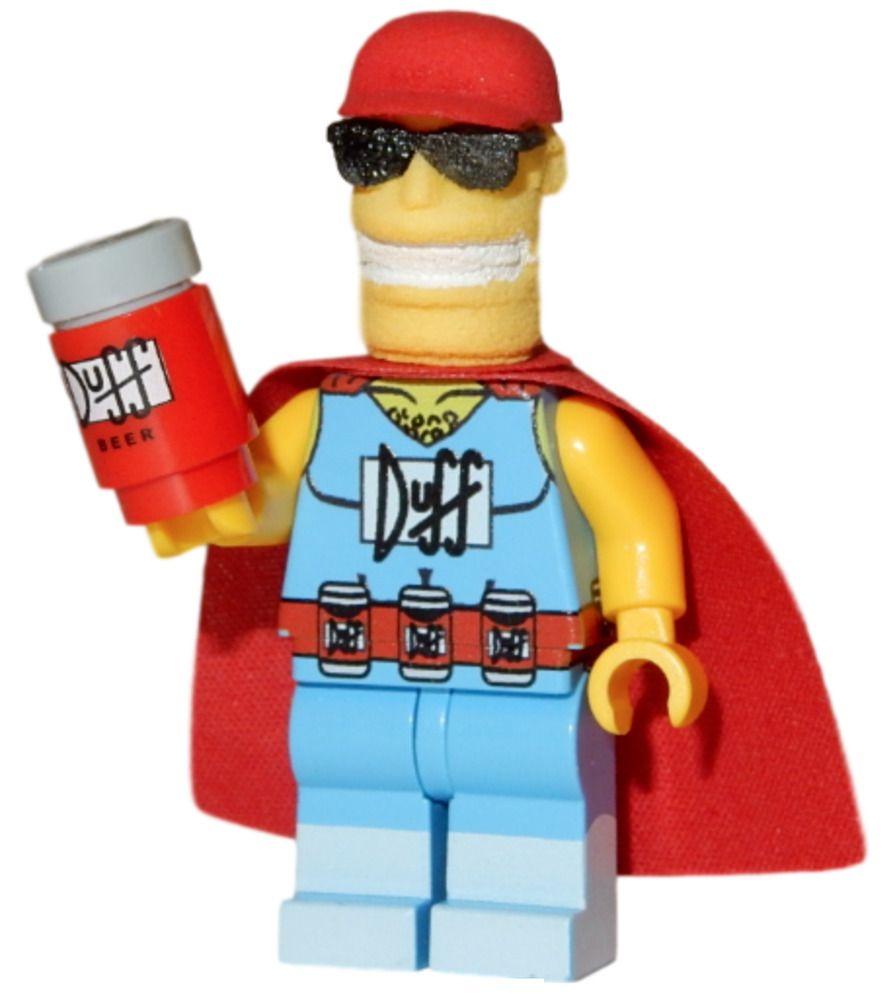 South Park Minifigure **NEW** LEGO Custom Printed KYLE BROFLOVSKI