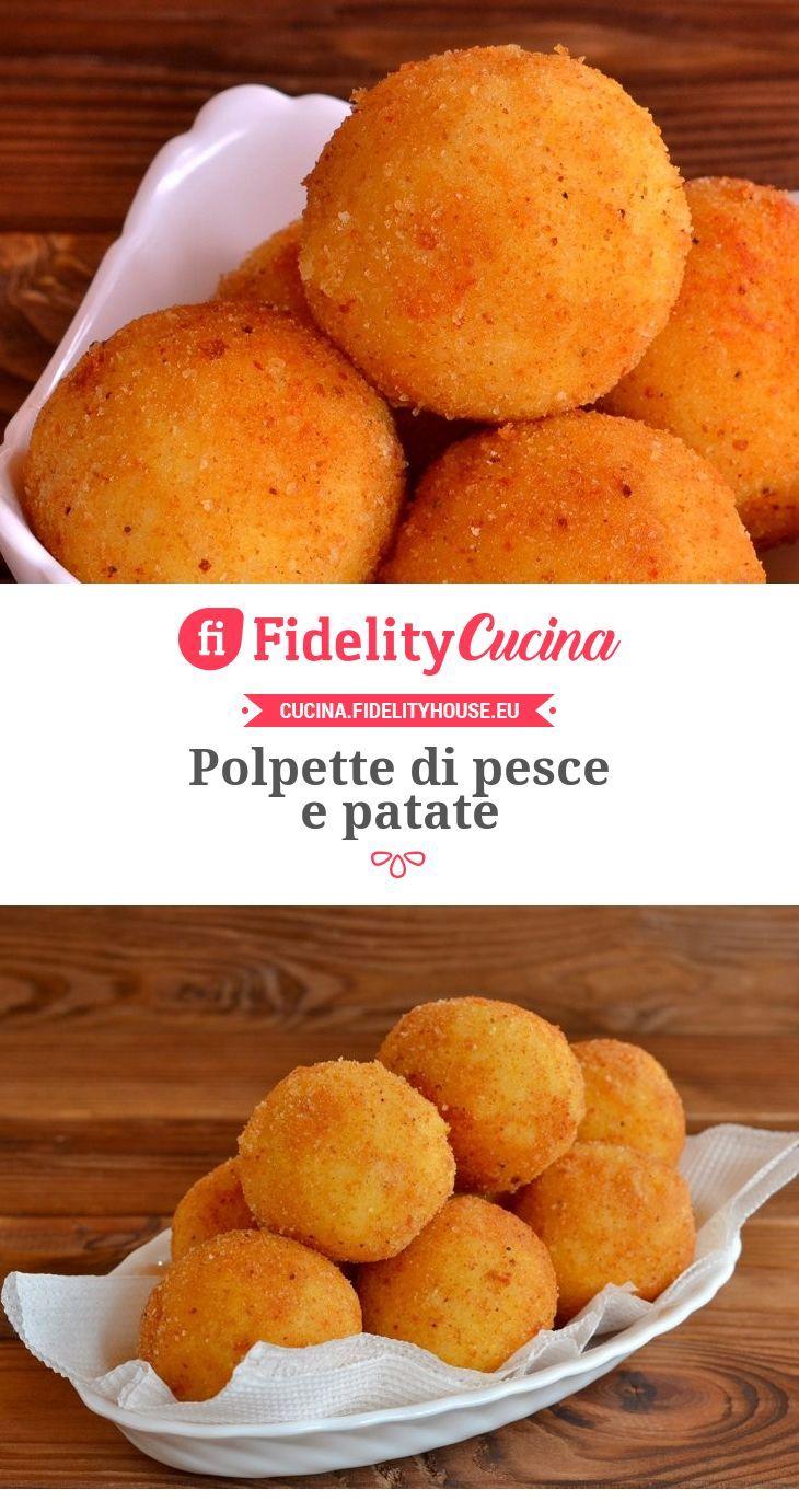 Photo of Fish and Potato Meatballs-Fish and Potato Meatballs – # Be …