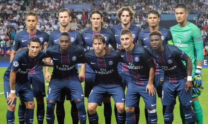 nouveau Maillot de foot PSG 2017