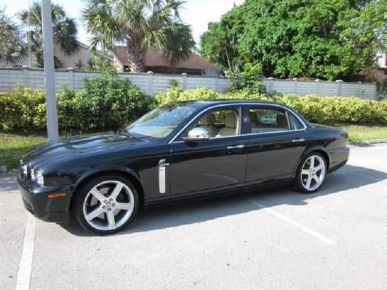 cars for sale 2008 jaguar xj vanden plas super v8 in. Black Bedroom Furniture Sets. Home Design Ideas