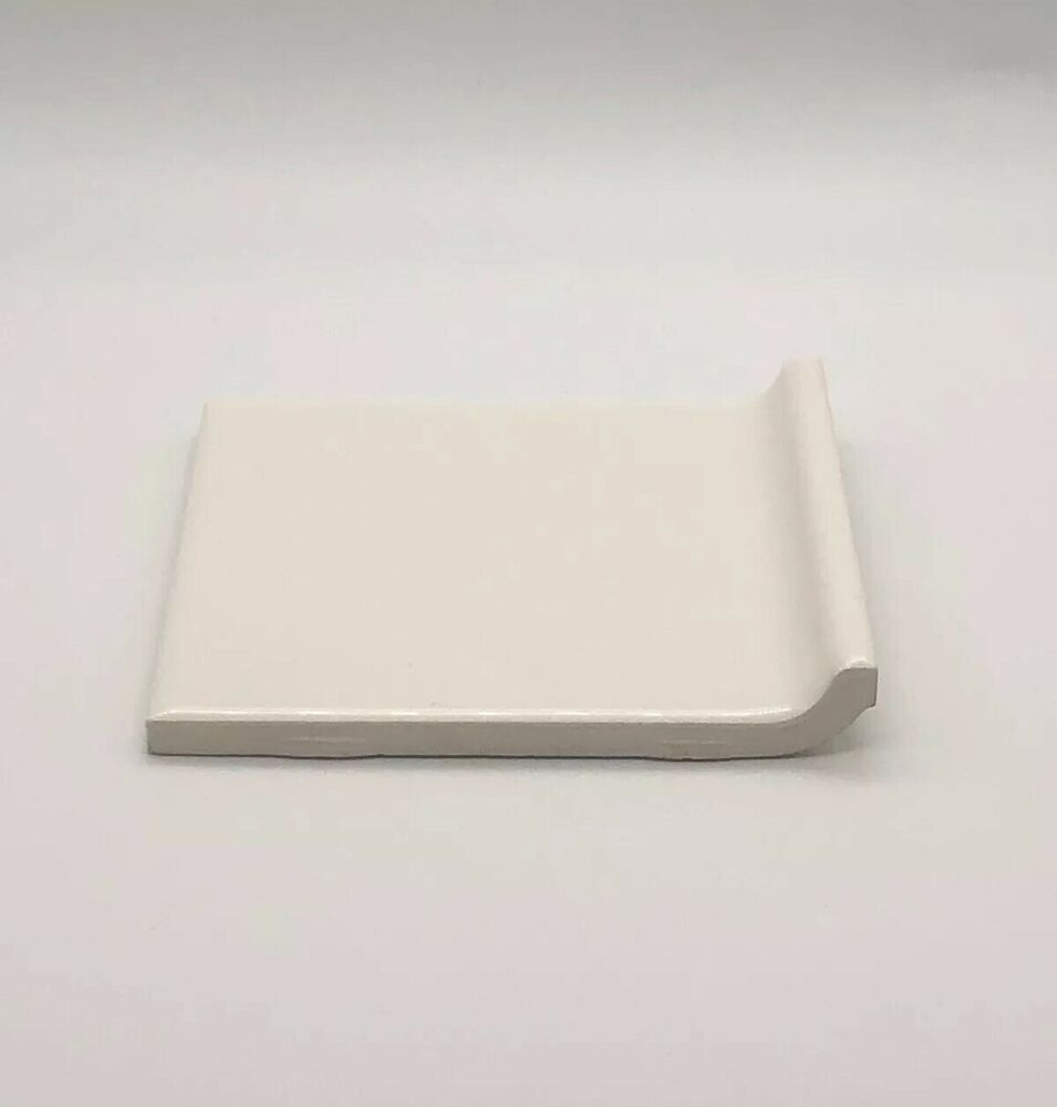 Details About 20 American Olean Starting Line White Gloss Ceramic