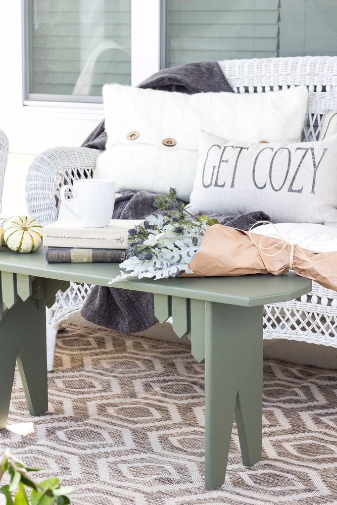 Captivating Coffee Table Makeover