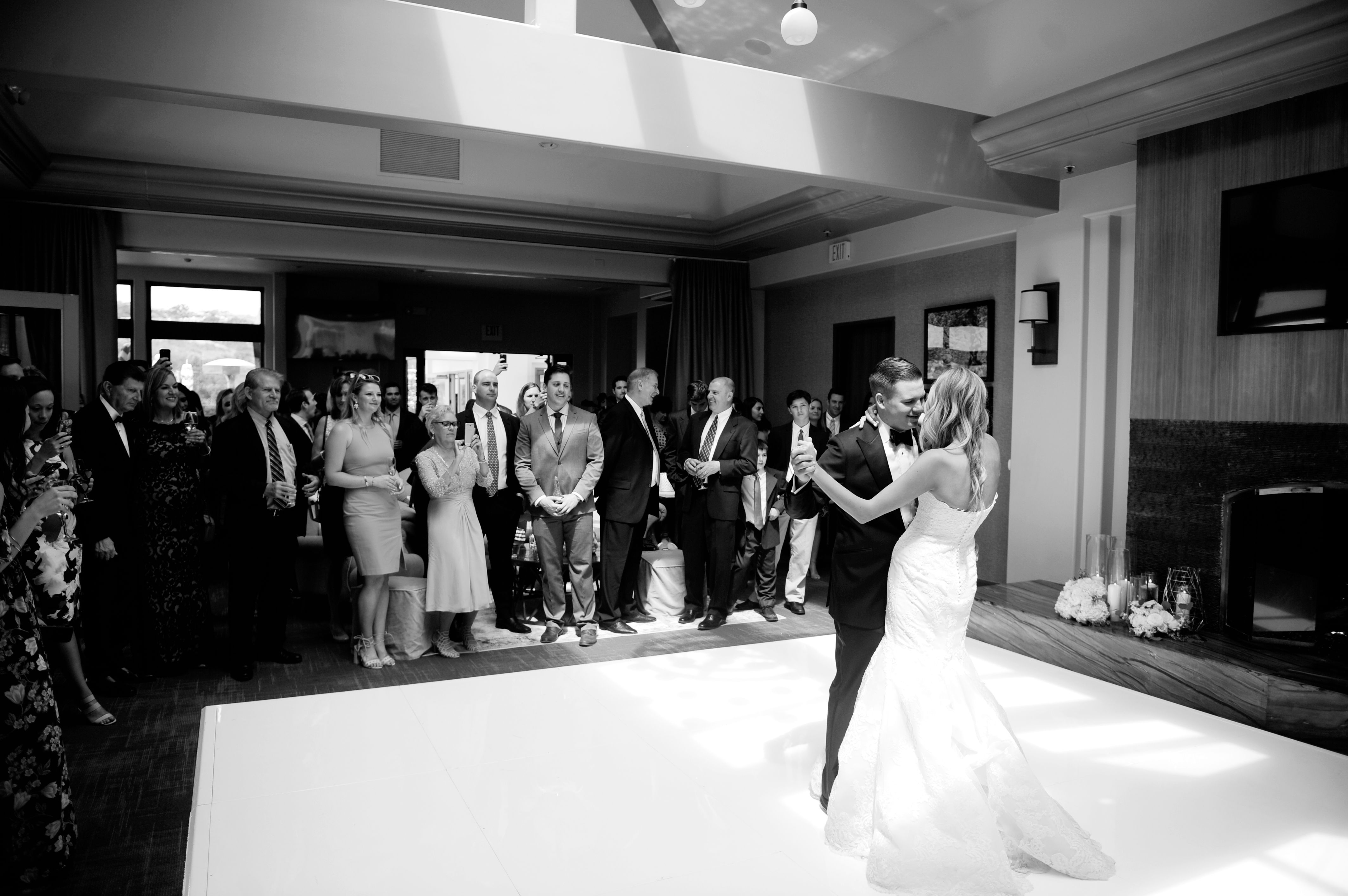 blush palate monarch resort wedding details so cal