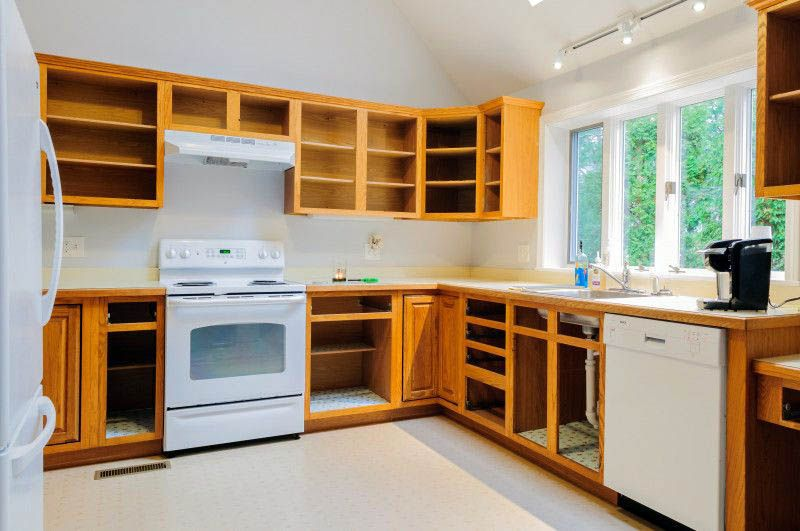 Crazy Kitchen Cabinet Refacing Vs Painting Only In Omah Home Design Replacing Kitchen Cabinets Refacing Kitchen Cabinets Cost Of New Kitchen