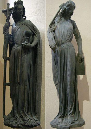monumental figures