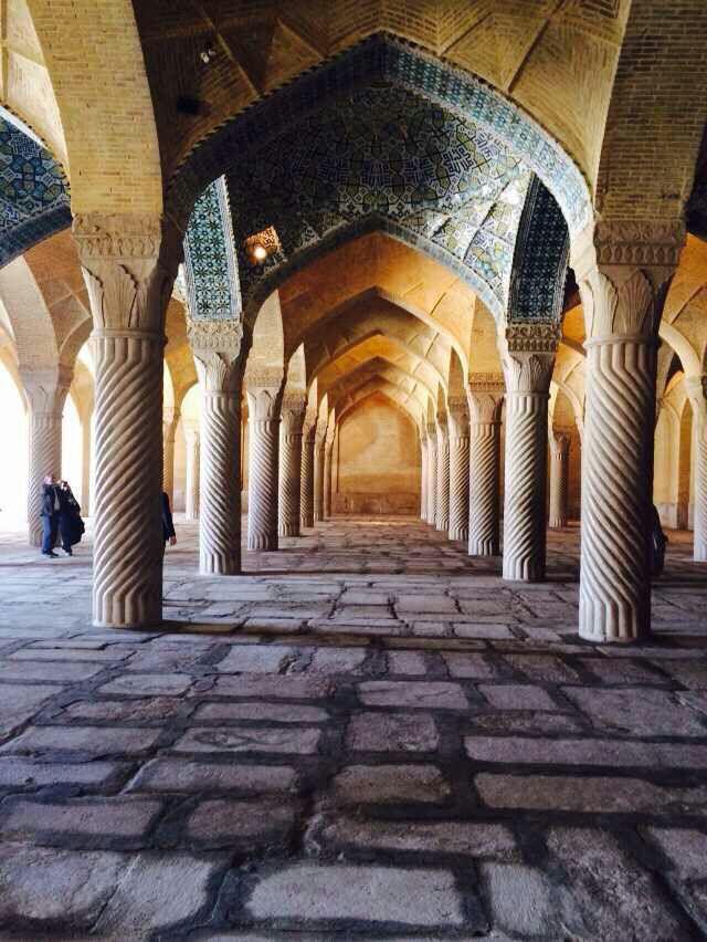 Shiraz city-great place